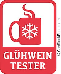 Mulled wine tester