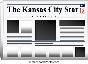 Newspaper the Kansas City Star - Newspaper for Kansas -...