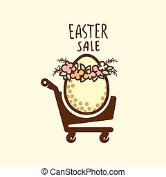 Easter sale design