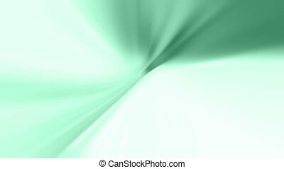 blurred beams rotations - abstract green background, ecology...