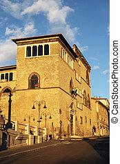 palazzo Vitelleschi Tarquinia - palazzo Vitelleschi,...
