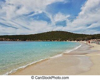 Tuerredda beach - Sardinia - Italy