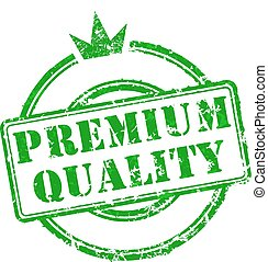 Rubber stamp - Rubber Stamp Premium Quality with crown....