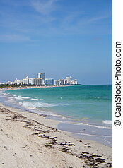 South Beach - View of the South Beach shoreline