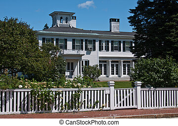Blaine House Governor Mansion - Governor mansion located in...