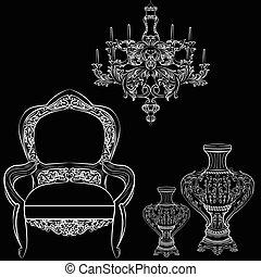 Exquisite Fabulous Imperial Baroque furniture - Exquisite...