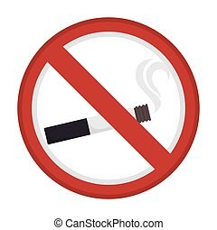 dont smoke sign icon