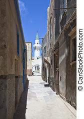 Libya,Tripoli,the old Medina