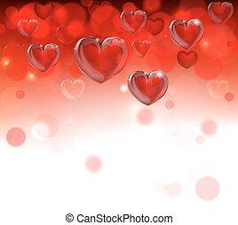 Valentines Day Header Background