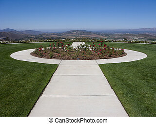 City of Simi Valley, CA - Simi Valley as seen from Ronal...