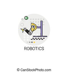 Robotics Smart Machinery Industrial Automation Industry...