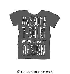 Men t-shirt design template - Men t shirt design template,...