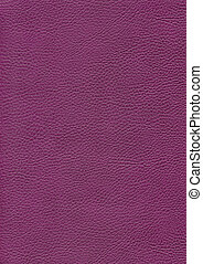full frame leather background - a full frame abstract violet...