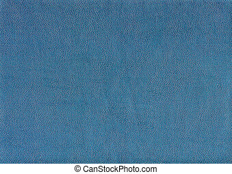 full frame leather background - a full frame abstract blue...