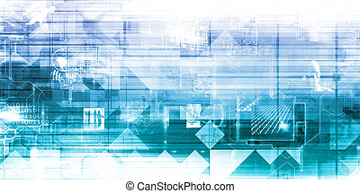 Business Technology Background