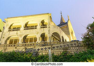 Chapel of Our Lady of Penha Macau, Macao, China