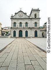 St. Lazarus Church Macau, Macao, China