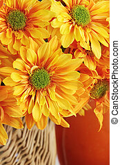 Autumn Bouquet - Autumn or Thanksgiving Bouquet with pumpkin...
