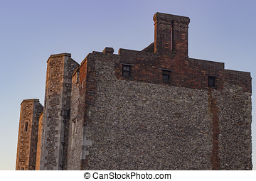 Cathedral of St Albans - Ancient cathedral of St Albans in...