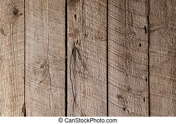 Rough wooden boards in a barn - Vertical - Rough wooden...