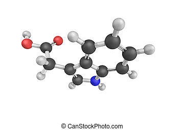 Heteroauxin, also known as Indole-3-acetic acid, is the most...