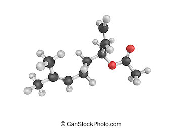 Linalyl acetate, a naturally occurring phytochemical found...