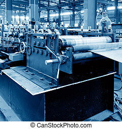 Steel factory molding equipment - Steel factory production...