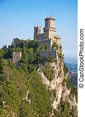 Republic of San Marino - Ancient fortifications of the San...