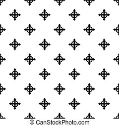 Expand arrows pattern, simple style - Expand arrows pattern....