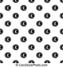 estilo,  simple, patrón, señal,  lira, moneda, italiano