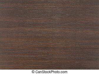 wood grain surface - a full frame dark brown wood grain...