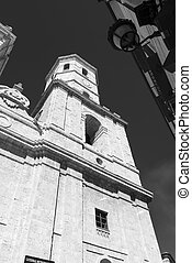 Valladolid (Castilla y Leon, Spain): cathedral - Valladolid...