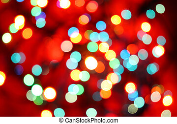 brightly colored party lights - abstract brightly colored...