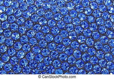 blue gem background