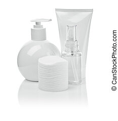 white cosmetical composition