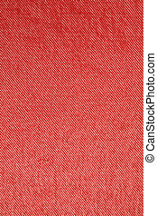 texture of red satin