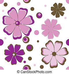 rosa, flores, Plano de fondo
