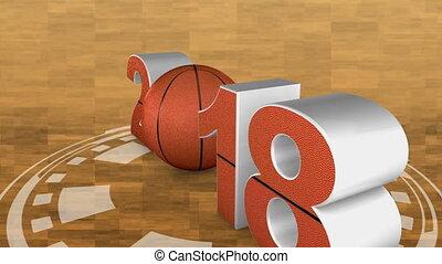 basketball and 2018
