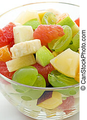 フルーツ, サラダ