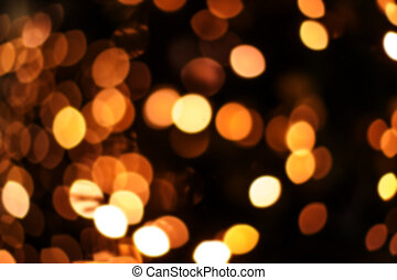 Abstract bokeh twinkled background with boke defocused...