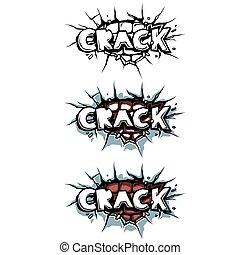 Vector comics icon. Explosion bubbles. Comic book explosion...