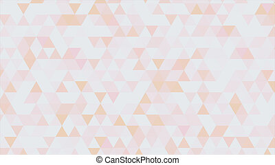 Abstract triangles background. Modern triangles background...