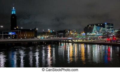 View over  Stockholm Sweden