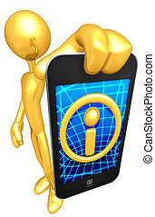 Touch Screen Device Information - A Concept And Presentation...