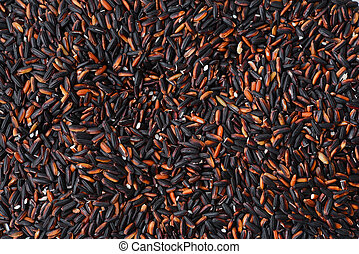 rice berry background