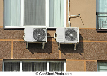 Ventilation system - Air conditioning and ventilation...