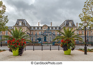 Prefecture of Haut-Rhin, Colmar, France - Building of...