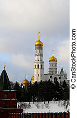 Moscow Ivan the Great Bell Tower - Vivid Photo Moscow Ivan...