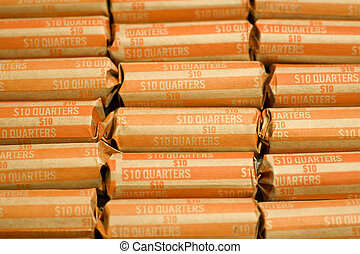 Coin Wrappers Quarters