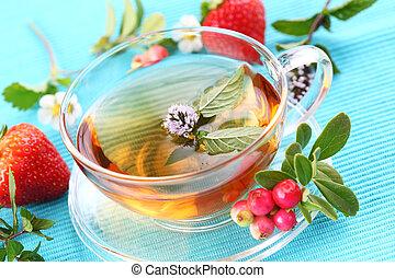Vitality tea